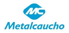 CLAVE A COMPRA NETO  Metalcaucho