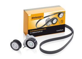 Kit de distribucion  Continental - Contitech